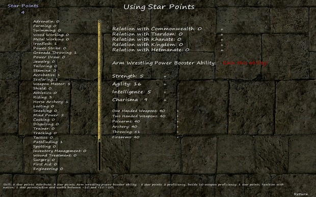 Masteries System for 2.2