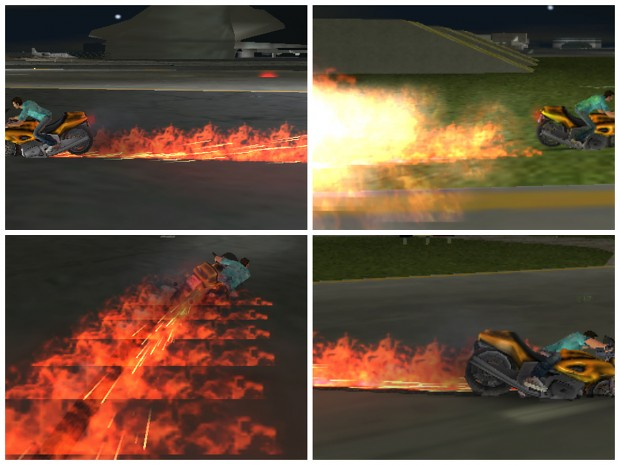 Drift Nitro Fire GTA VC Roleplay 5.0 image - Mod DB