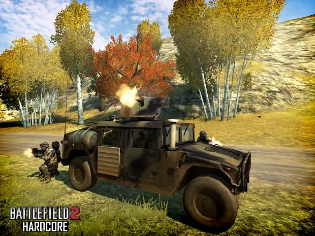 Humvee — BF2HC