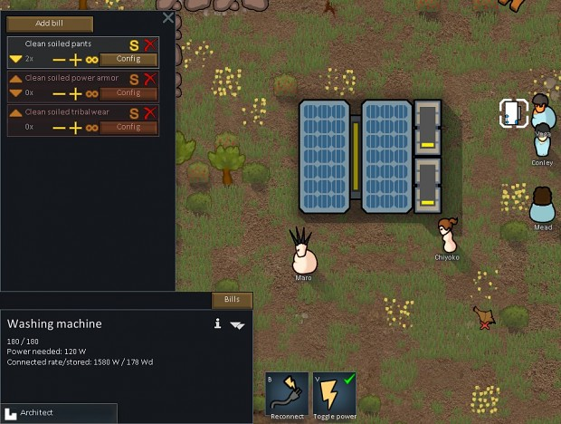Washingmachine image - Rimworld: What The Deuce mod for