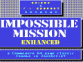 Impossible Mission Enhanced [Web]