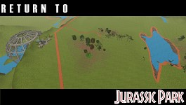 Brachiosaur / Aviary overview