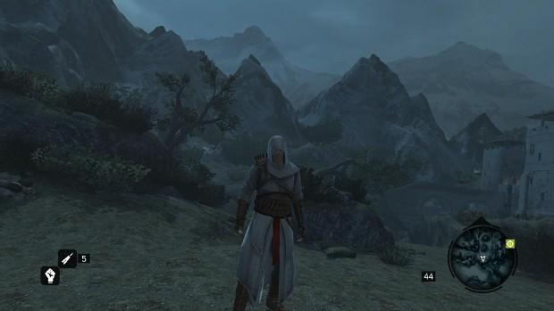 Gameplay comparison : Altair