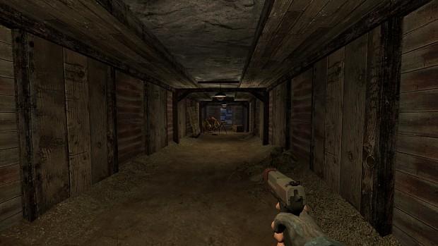 8mm pistol