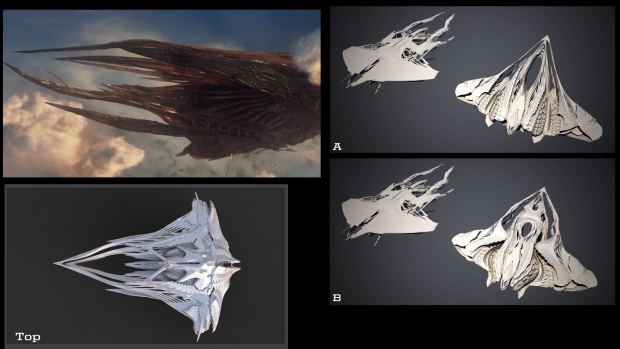 Formic Ship Design