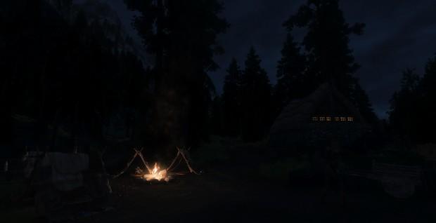 Natural Lighting Mod Skyrim