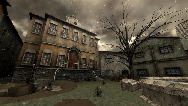 Ghost Town Yard