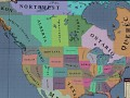 The States of North America