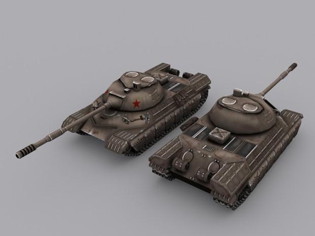 Soviet Heavy Tank