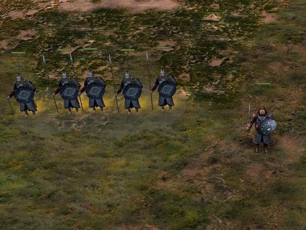 Introducing Gamling and the Royal Guard