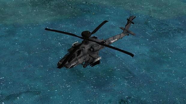ah 64 Navy apache