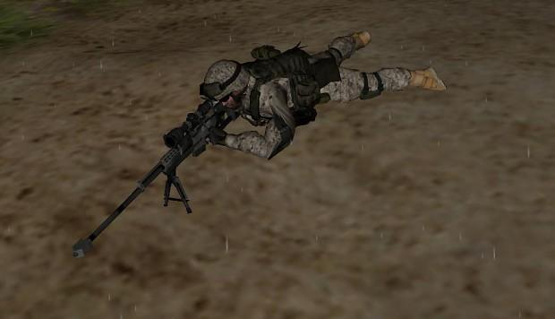 marines sniper usa