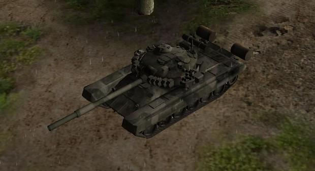 T80 tank