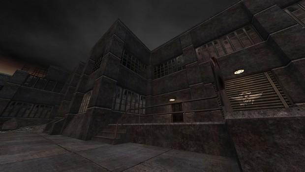 Secret Weapon facility