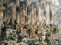 The battles  of the Second World War