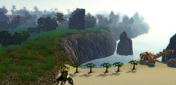 Spellforce 2: Empire of the Shadowtrail new screens