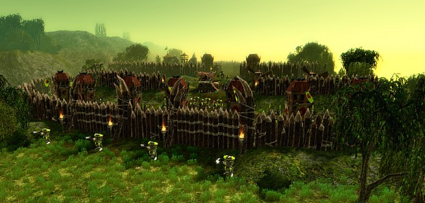 SpellForce 2: Empire of the Shadowtrail v3.0