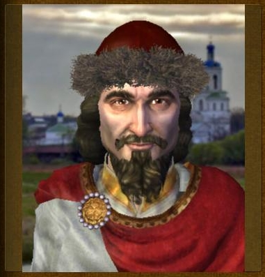Andrey Bogolyubsky of Vladimir-Suzdal
