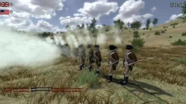 Wat Battle Video Whigs And Tories Mod For Mount Blade Warband Napoleonic Wars Mod Db