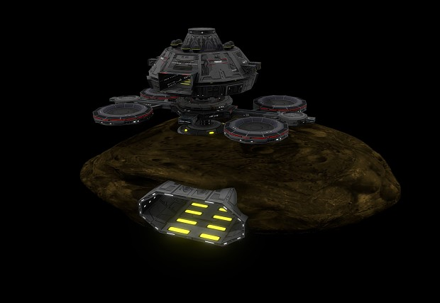 Starfleet Outposts