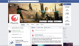 Mass Effect: Reborn is on Facebook!