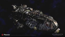 Aurora Warship
