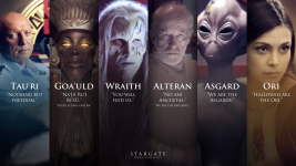 Which faction of Stargate do you like the most?