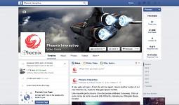 Battlestar Galactica: FC is on Facebook!