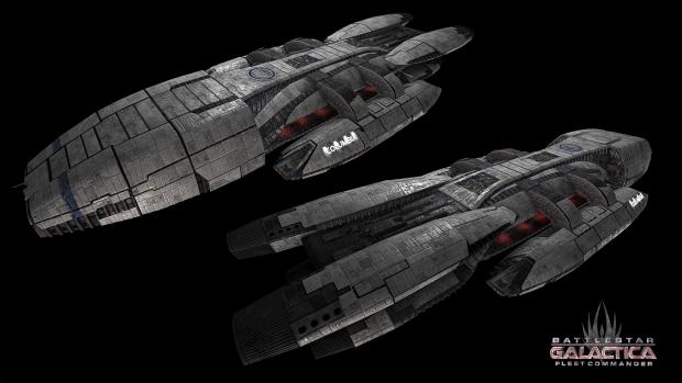 Battlestar Columbia
