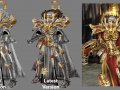 Canoness Comparison [TEMP]