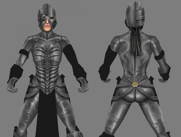 Assassin Texture Progress [TEMP]
