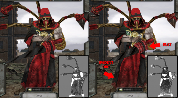 Sister Texture Revision Preview [TEMP]
