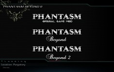 Phantasm Choices