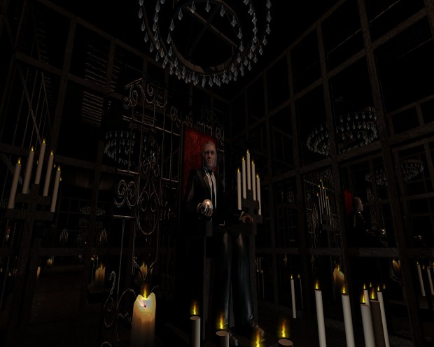 TallMan's Chambers of Solitude