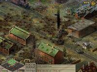 Fierce battle of factory