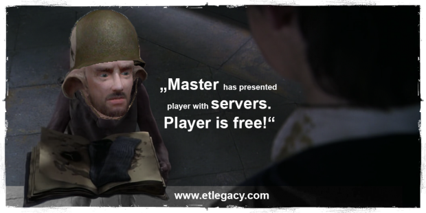 ET: Legacy master server