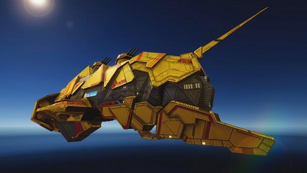 Taiidan Battleship