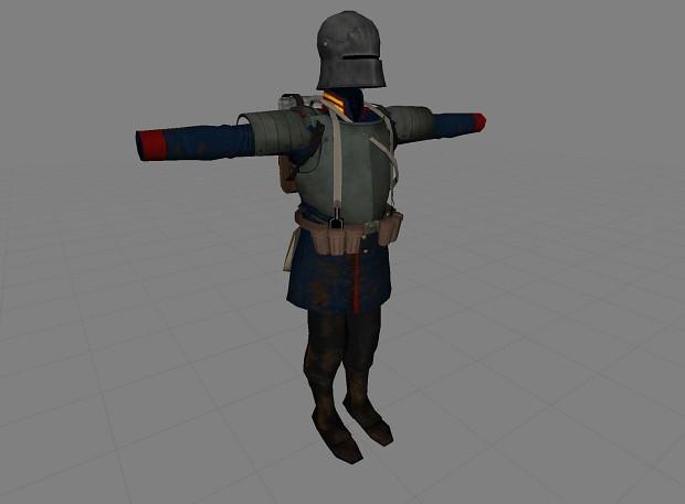 [SP][EN] Warband: Brave New World  Capture