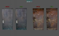 Enhanced door textures (2)