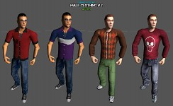Male clothing 2 (modded)