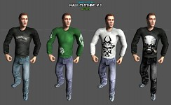 Male clothing 3 (modded)