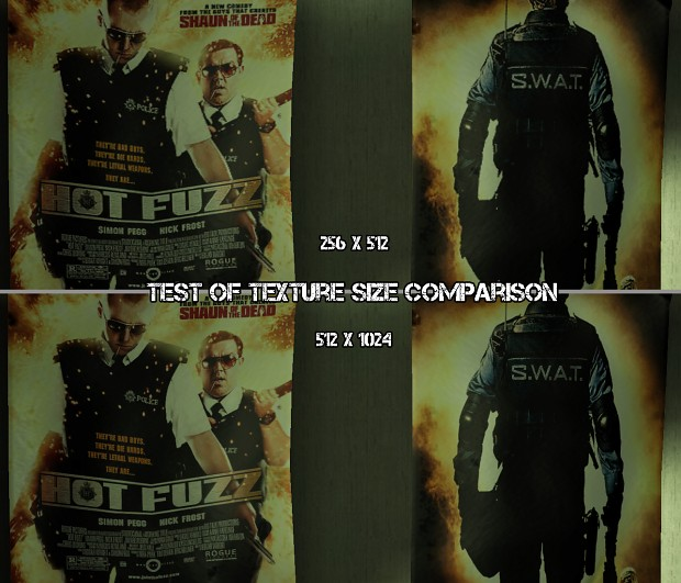 Test of texture size comparison (extreme close-up)