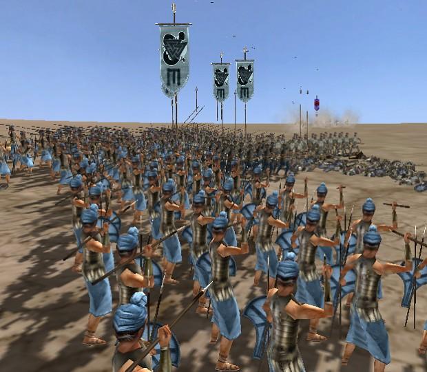 Rakata Empire - new faction image - Rise of Legends