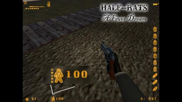Half-Rats' HUD