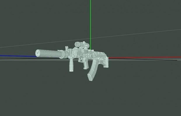 AK 105 WIP