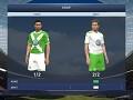 VfL Wolfsburg Home/Away kits