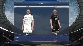 Slavia Sofia Home/Away kits