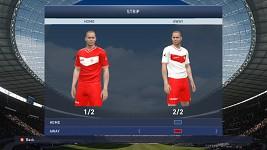 CSKA Sofia Home/Away kits