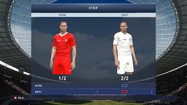 FC Haskovo Home/Away kits