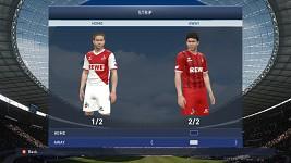 FC Cologne Home/Away kits